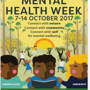 Mental Health Week 7-14 October #MHWturns50